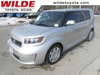 CARFAX 1-Owner, Scion Certified, Excellent Condition,