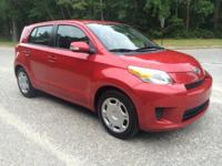 2008 Scion xD, 184,764 miles. Rate: $7,600. Year: