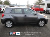 Sensibility and practicality define the 2008 Scion xD!