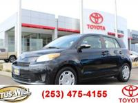 Recent Arrival! 2008 Scion xD Black Clean CARFAX.