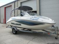 2008 Sea Doo Challenger 180 215 Horsepower,