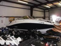2008 Sea Doo BRP Challenger 230, Twin 155 H.P. Four