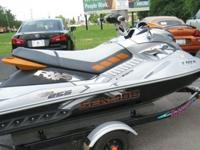 2008 SEA-DOO RXT 255 JET SKI w/trailer **EXCELLENT