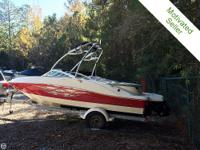 The 2008 Sea Ray Sport 185 Sport is an excellent