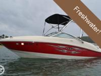 - Stock #52133 - The Sea Ray 185 Sport is the perfect