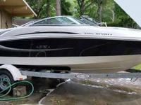 - Stock #77843 - This Sea Ray 195 Sport is one of the