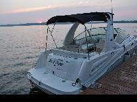 Lowest priced 2008 260 Sundancer online. Purchased new