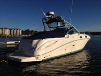 2008 Sea Ray 270 Amberjack Please contact the owner @