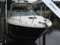 - Stock #078182 - This 2008 Sea Ray Amberjack 290 is