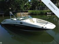 - Stock #79113 - This 2008 Sea Ray 290 Sundeck is in