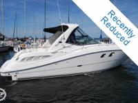 - Stock #72575 - This 330 Sea Ray Sundancer was bought