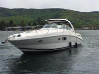 Year2008MakeSea RayModel380 SundancerEngineTwin