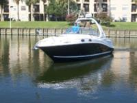 This Sea Ray 260 Sundancer is a very practical,