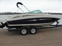2008 Sea Ray Sport Boat 210 Sundeck, The name Sea Ray