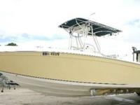 2003 Century 2900 Cc Offshore Fishing Boat Twin Yamaha For
