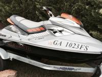 2008 Seadoo RXP 255 only 3 hours comes with cover and