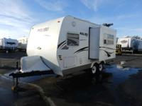 2008 Skyline MALIBU M-1811 1 SLIDE FRONT SLEEPER REAR