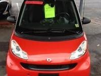 2008 Orange/black Smart Car For Two Passion