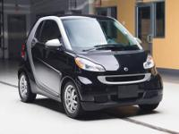 Deep Black Fortwo Passion RWD, Check out the Clean