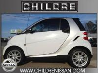 Take a look at this awesome 2008 Smart FortTwo Passion