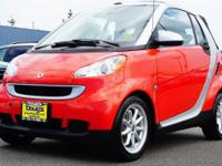 5 speed! Stick shift!This 2008 Fortwo is for smart