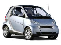 Treat yourself to this 2008 Smart fortwo PASSION, which