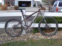 2008 Specialized Enduro SL Expert-Large. This bike has