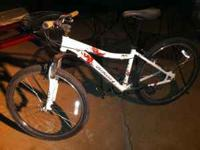 For sale is a 2008 Specialized Myka Sport women's