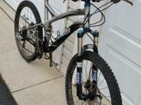 TECHNICAL SPECIFICATIONS FRAME All new Stumpjumper FSR