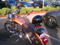 Harley 2008 105th Anniversary limited edition never