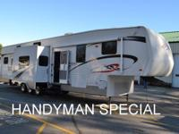 (802) 473-3390 ext.985 Used 2008 Sportman RV Sportster
