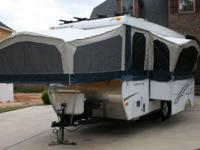 2008 Starcraft Centennial M-3608. Relatively brand new