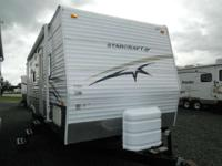 2008 Starcraft RVs 2800RBS REAR BATH! For the large