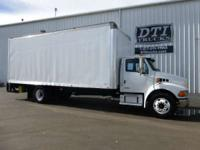 Great Running Well Maintained Box Truck With 182K
