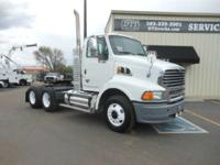 Stock #9208D Conventional Trucks Day Cab 3863 PSN .