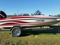 This may be a 2008 Stratos Fish & & Ski boat however it