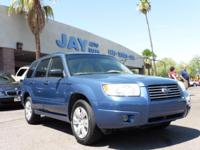 Options:  2008 Subaru Forester (Natl) 4Dr Auto