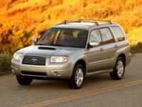 2008 Subaru Forester 2.5XT Limited Awards:   * 2008