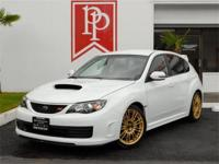 This incredible STI is a meticulously kept car owned by