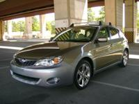 Flatirons Imports is offering this 2008 Subaru Impreza