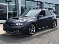 LOW Mileage! Check out this awesome example of a WRX
