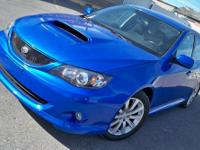 2008 Subaru Impreza WRX Turbo ** Sedan ** ONLY
