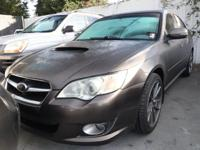 2008 Subaru Legacy 2.5GT   *Used vehicle one of each. A