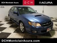 SubaruQUALITY, DCH ECONOMY CERTIFIED ALL WHEEL DRIVE,