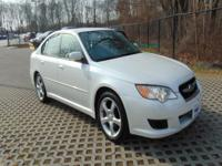 You can expect a lot from the 2008 Subaru Legacy! It