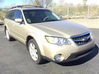 CARFAX ONE OWNER! Outback 2.5i Limited, 4D Station