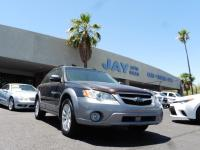 Options:  2008 Subaru Outback 4Dr H6 Auto 3.0R Ll