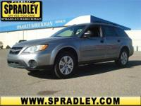 This Station Wagon is hot! This 2008 Subaru Outback