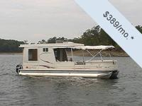 You can have this vessel for as low as $389 per month.