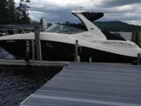 2008 SUNDANCE-310 SEARAY CRUISER *Mint* 2008